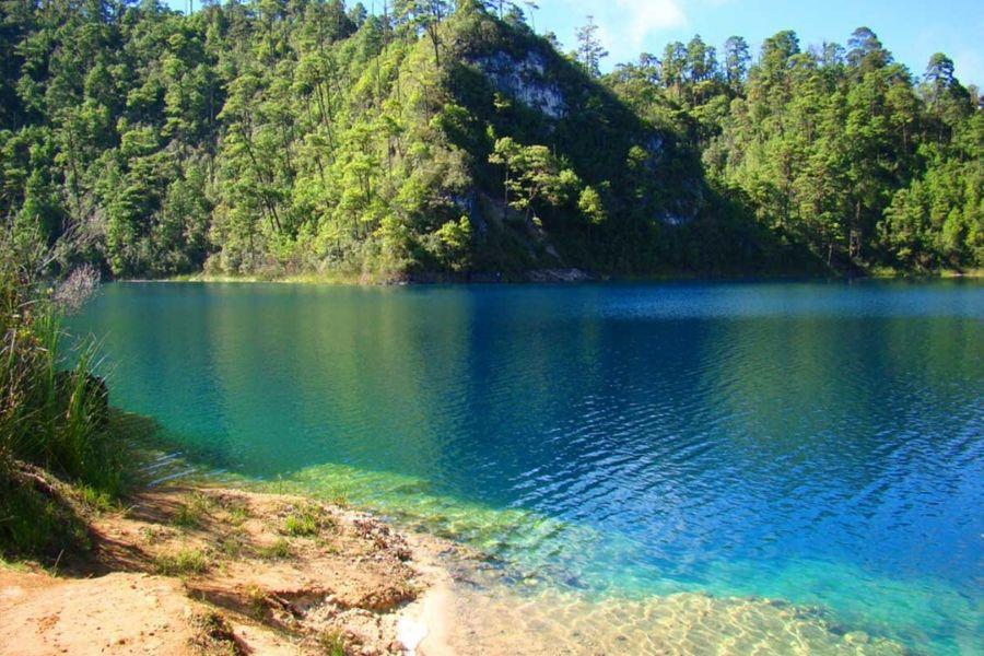lagos de montebello